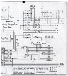 Zbx74 78 for Came zbx74 78 schema